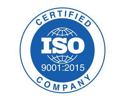 Zertifizierung nach DIN EN ISO 9001